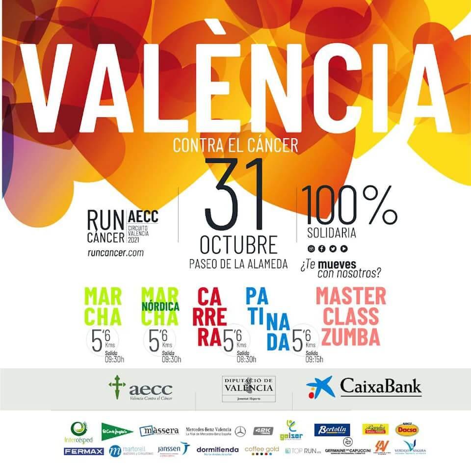 València contra el Cáncer
