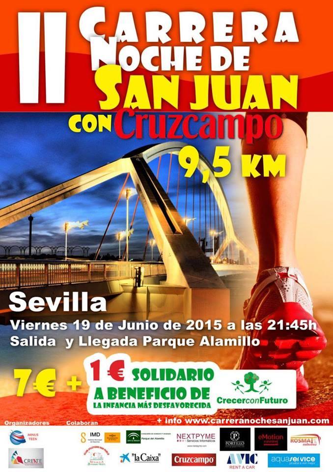 II Carrera Nocturna Noche de San Juan
