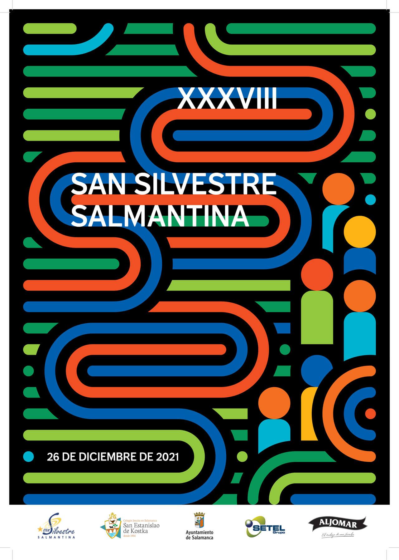 XXXVIII San Silvestre Salmantina
