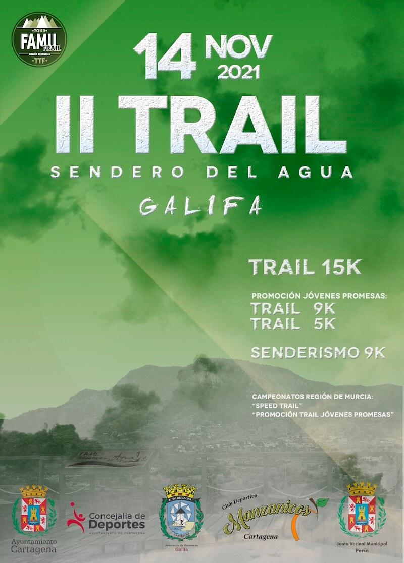 II Trail Solidario Sendero del Agua Galifa
