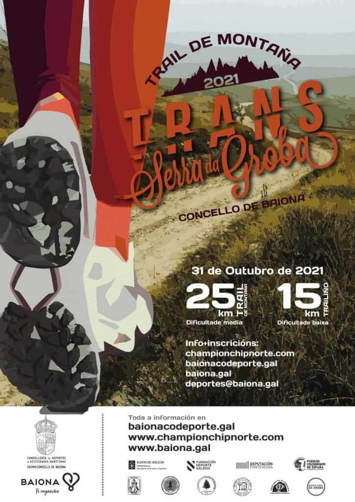 Trail Trans Serra da Groba