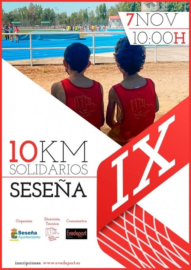 IX 10 KM solidario de Seseña