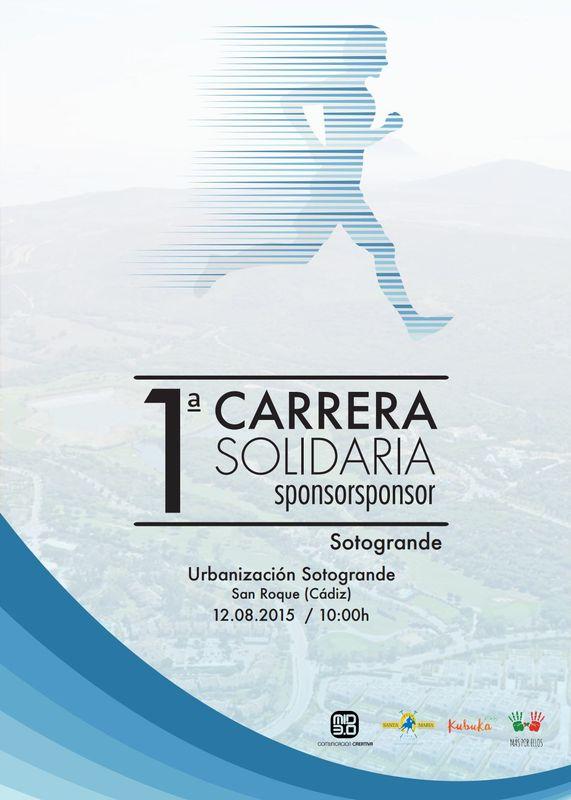 I Carrera Solidaria de Sotogrande