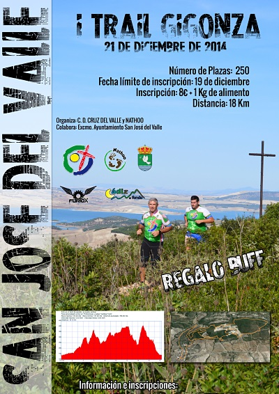 Carrera I Trail Gigonza
