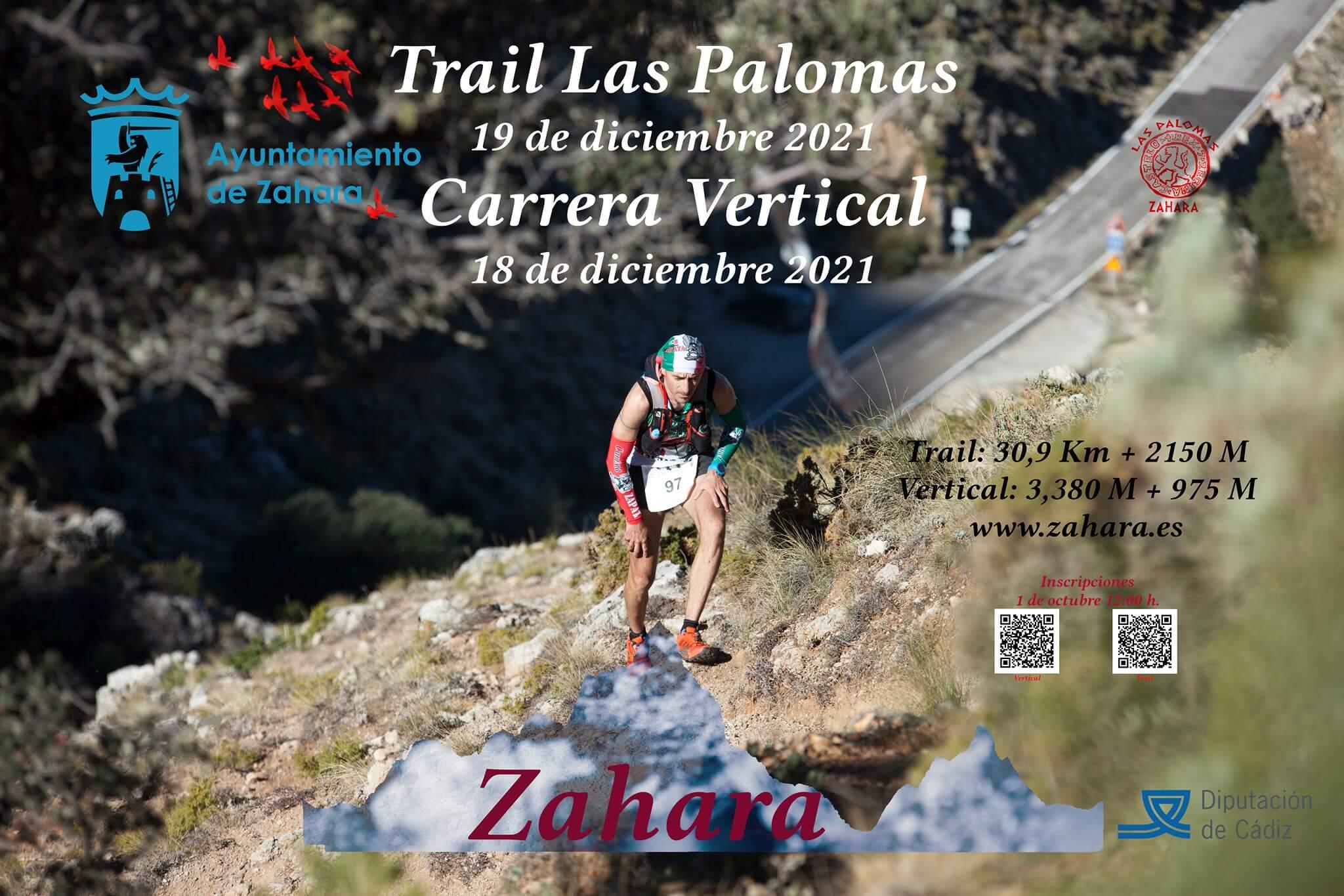 Trail Las Palomas