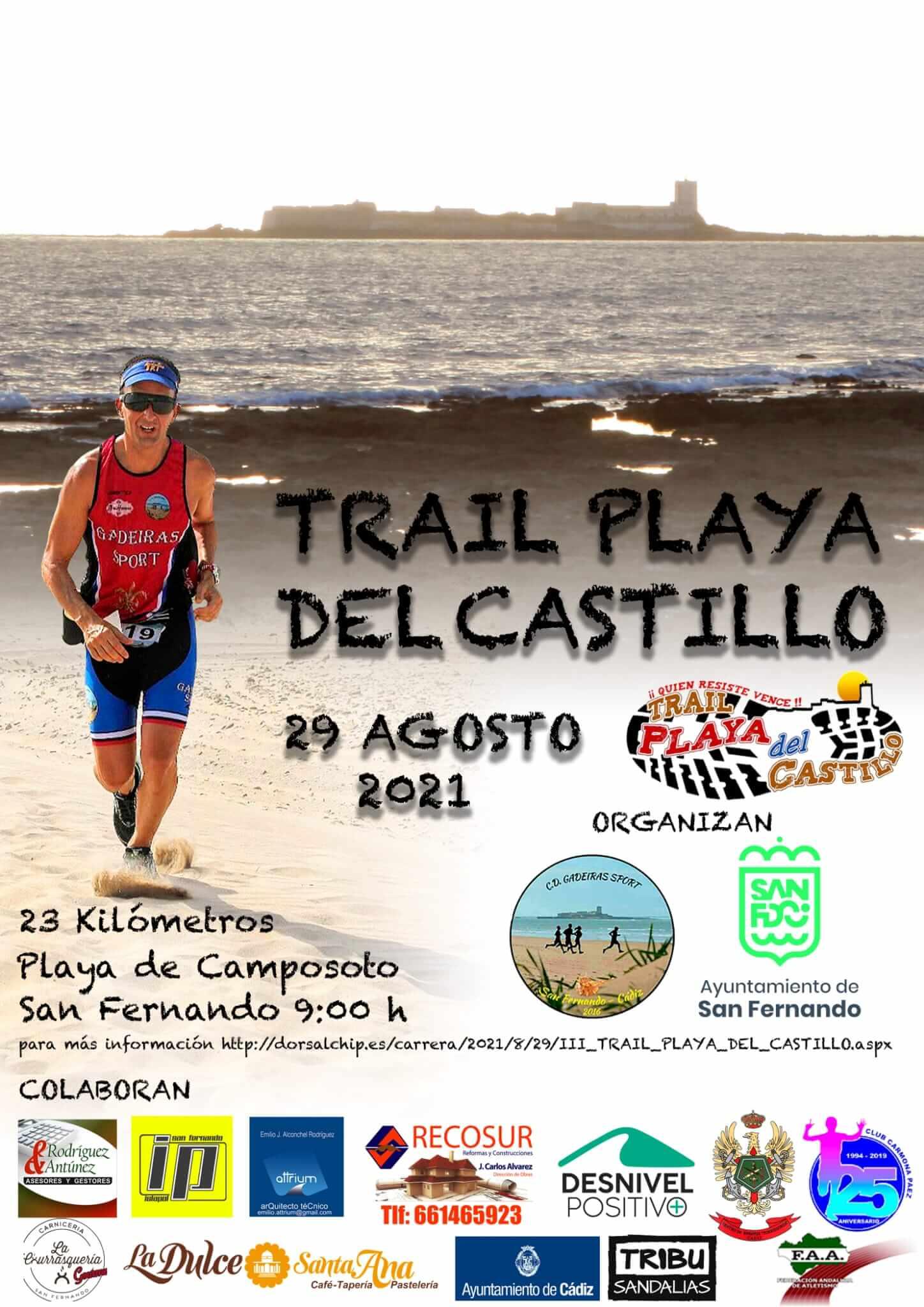III Trail Playa del Castillo