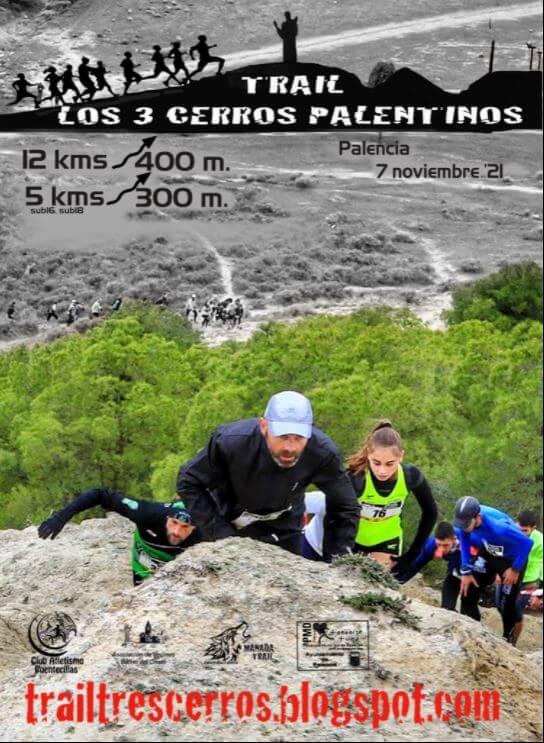 Trail los Tres Cerros de Palencia