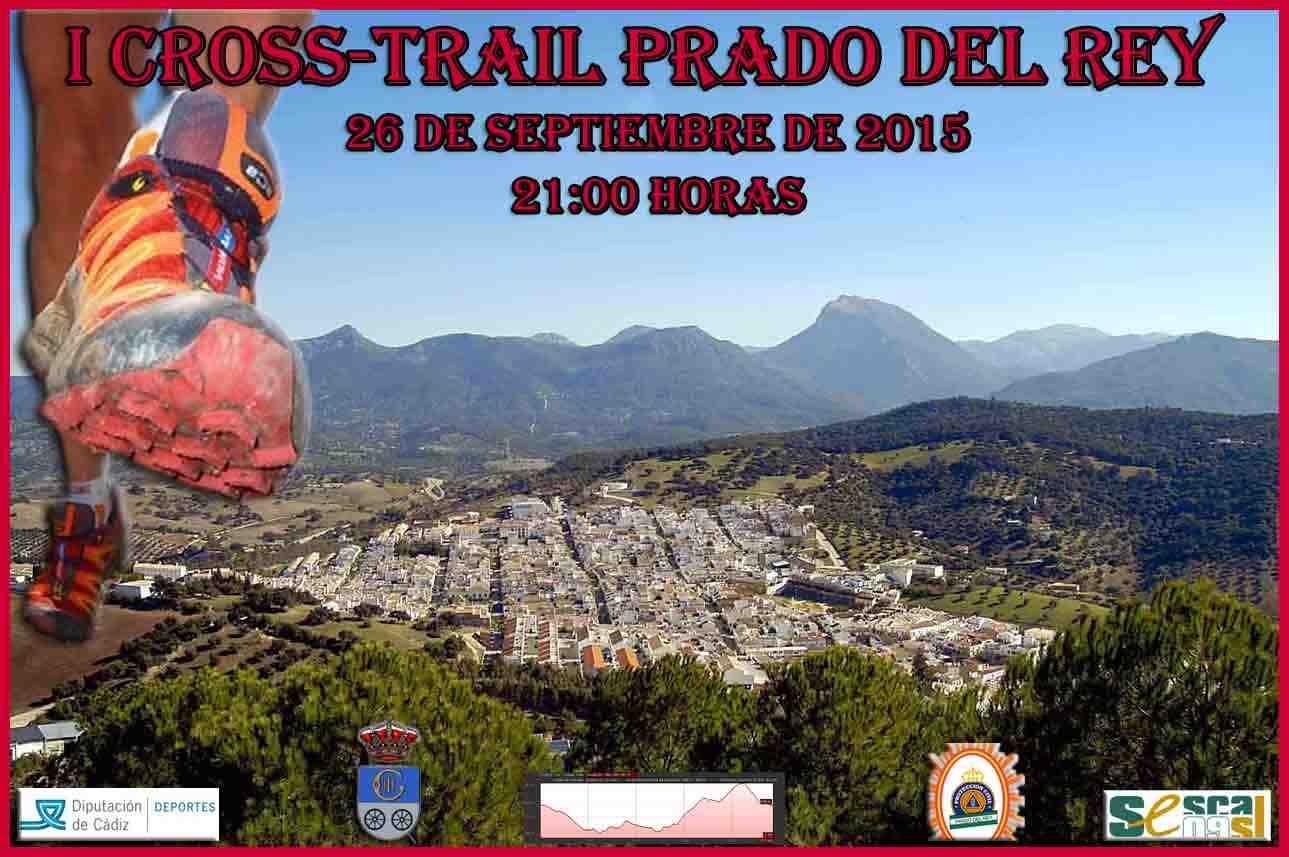 Carrera I Cross Trail de Prado del Rey
