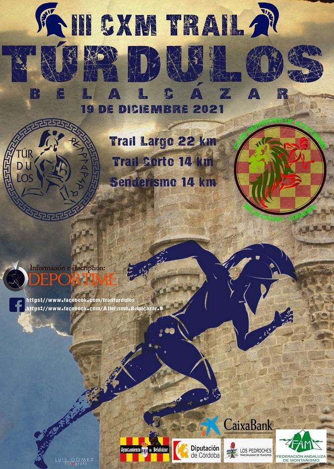 II Cross Trail Turdulos Belalcazar