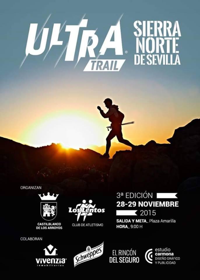 Carrera III Ultra Trail Sierra Norte de Sevilla