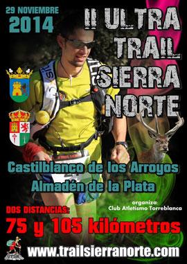 Carrera II Ultra Trail Sierra Norte