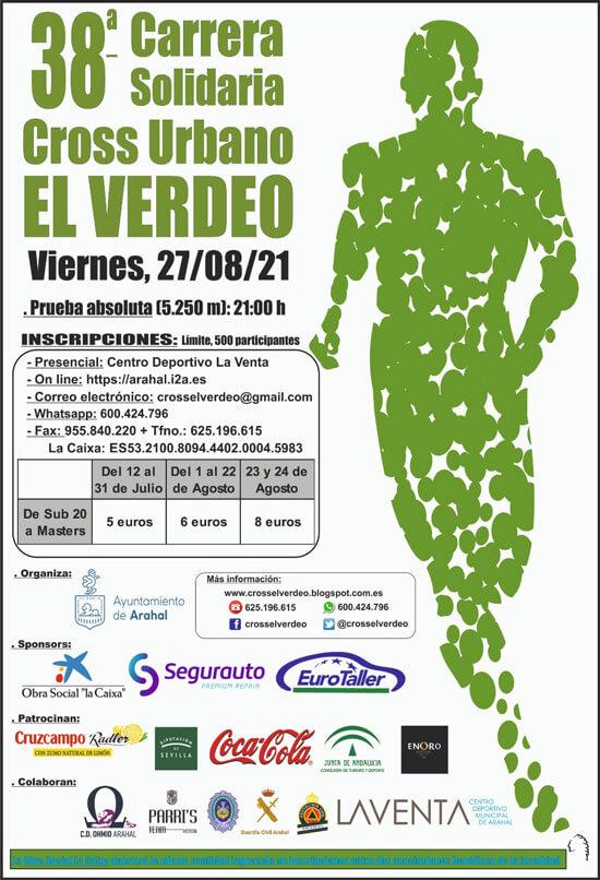 XXXVIII Carrera Solidaria Cross del Verdeo