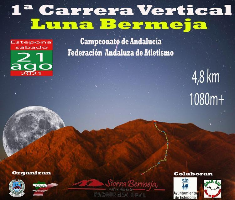 1º Carrera Vertical Luna Bermeja
