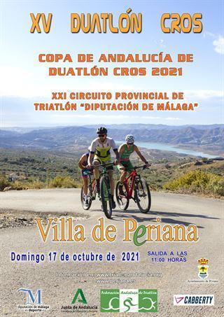 XV Duatlón Cros Villa De Periana