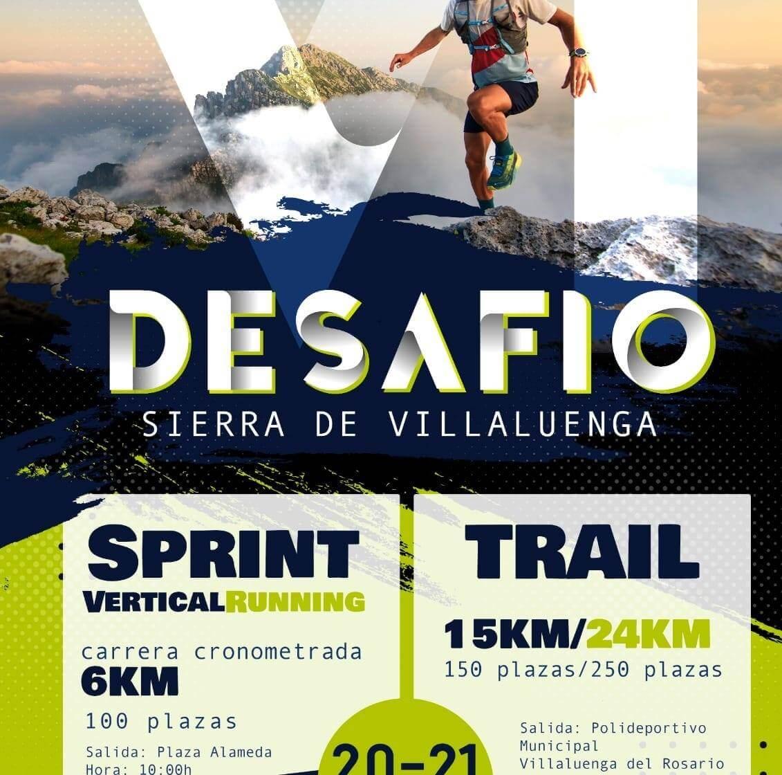 Sprint Vertical Running