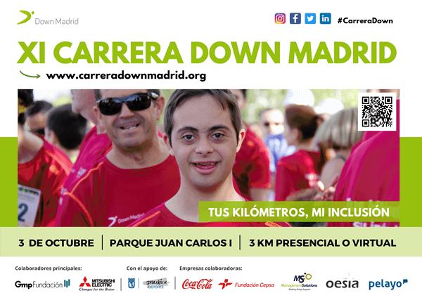 XI Carrera Down Madrid