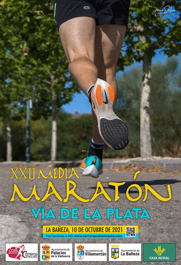 XXII Media Maratón Vía de la Plata