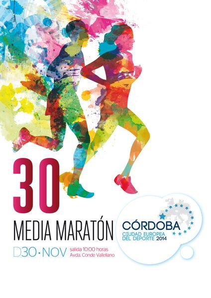 Carrera XXX Media Maratón de Cordoba