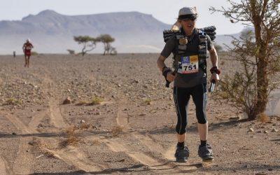 Fiona Oakes record en Maratón en 7 continentes