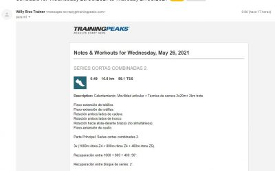 2 funciones que uso para planificarme en TrainingPeaks